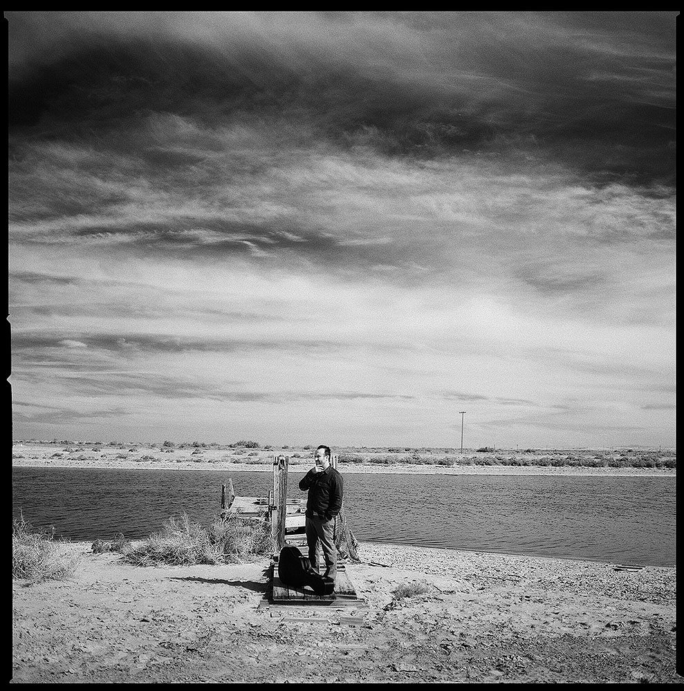 Colin Hay, Saltan Sea CA