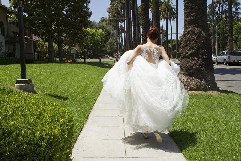 late for the wedding - real good weddings